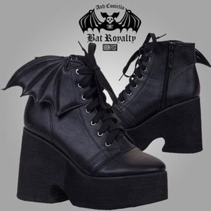 Iron Fist Bat Royalty boots